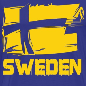 cool swedish viking - Men's Premium T-Shirt