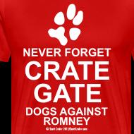 Design ~ Official Dogs Against Mitt Romney