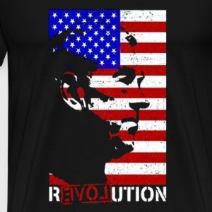 Ron paul revolution - Men's Premium T-Shirt