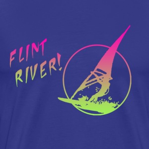 Flint River T-Shirts - Men's Premium T-Shirt