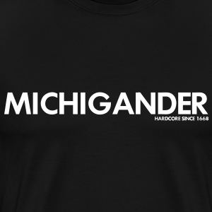 Michigander T-Shirts - Men's Premium T-Shirt