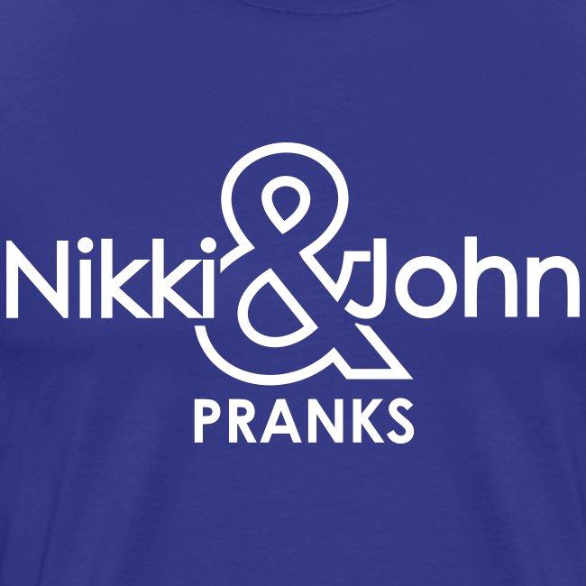 Nikki & John Pranks Men's Tee