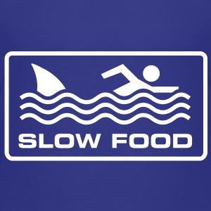Slow food Toddler Shirts - Toddler Premium T-Shirt