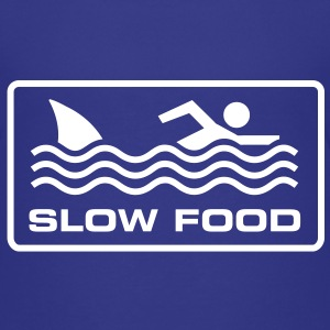 Slow food Kids' Shirts - Kids' Premium T-Shirt