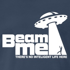 Beam me up 2.2 T-Shirts