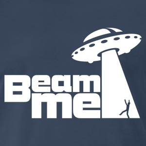 Beam me up 2.1 T-Shirts - Men's Premium T-Shirt