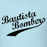 Design ~ Bautista Bombers T-Shirt(Men's)