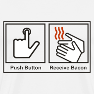 Design ~ Receive Bacon