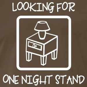 Looking for One Nightstand T-Shirts - Men's Premium T-Shirt