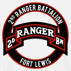 2nd Ranger Ft Lewis T-Shirts