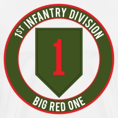 "1st Infantry ""Big Red One"""