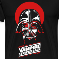 Design ~ the Vampire Strikes Back - Men's Heavyweight