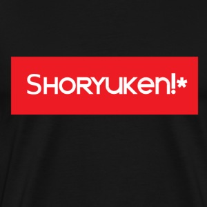 Shoryuken - Men's Premium T-Shirt