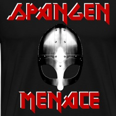 spangen_agile_mobile_hostile_heavy_metal T-Shirts