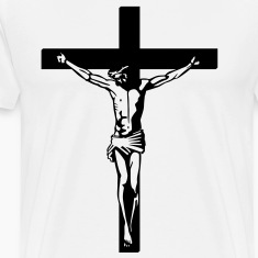 On the Cross HD VECTOR T-Shirts