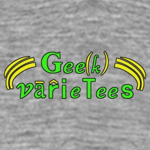 No Less Geek T-Shirts - Men's Premium T-Shirt