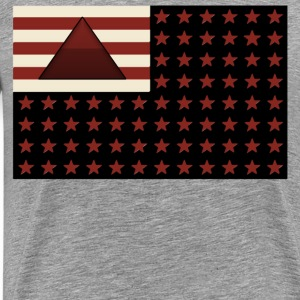 FAD3D FLAGG YNS - Men's Premium T-Shirt
