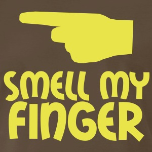 Smell Finger - Men's Premium T-Shirt