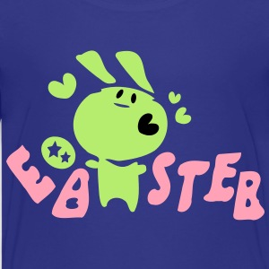 Easter txt &  Bunny Children's T-Shirt - Kids' Premium T-Shirt