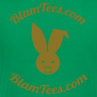 Design ~  Tribute - TebOWNED Crucifix - Mens T-Shirt