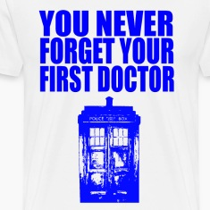 first doctor T-Shirts