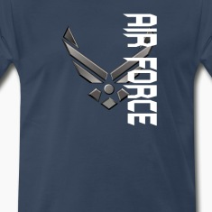 Custom Air Force Logo T-Shirts