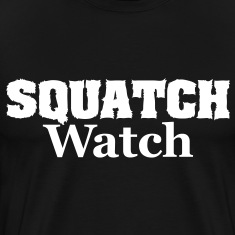 Squatch Watch (White) - Men's