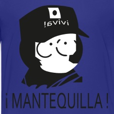Viva Mantequilla! Kids' Shirts