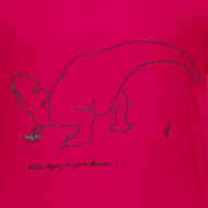Design ~ T-Rex Picking Flowers (Kids)