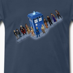 11 doctor T-Shirts