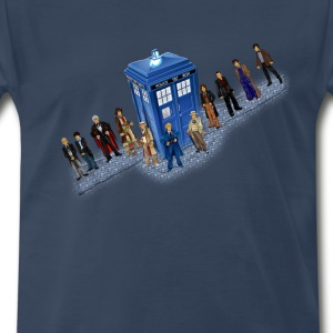 11 doctor T-Shirts - Men's Premium T-Shirt