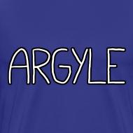Design ~ ARGYLE shirt