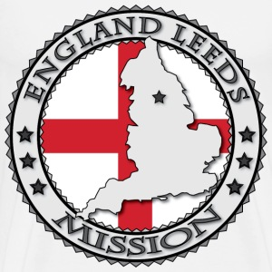 England Leeds LDS Mission - Called to Serve - Men's Premium T-Shirt