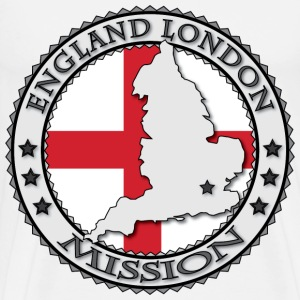 England London LDS Mission - Called to Serve - Men's Premium T-Shirt