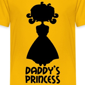 Daddy's Princess - Kids' Premium T-Shirt