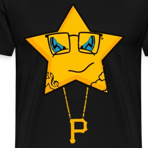Wiz Star T-Shirts - Men's Premium T-Shirt