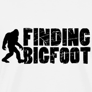 Finding Bigfoot - Men's Premium T-Shirt