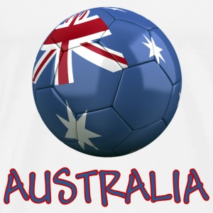 Team Australia FIFA World Cup T-Shirts - Men's Premium T-Shirt