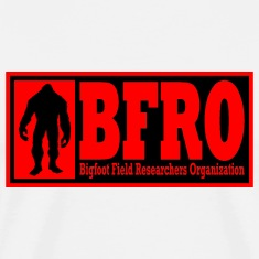 BFRO red T-Shirts