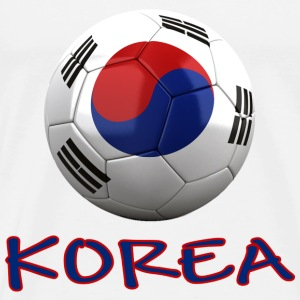 Team South Korea FIFA World Cup T-Shirts - Men's Premium T-Shirt