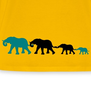 elephant_family T-Shirts - Men's Premium T-Shirt