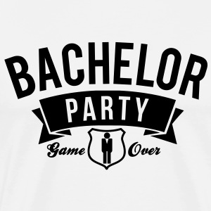 bachelor party T-Shirts - Men's Premium T-Shirt