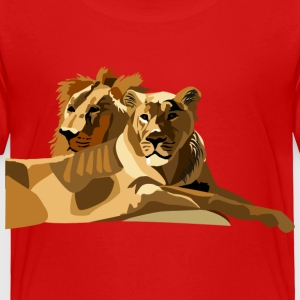 Lions - Toddler Premium T-Shirt