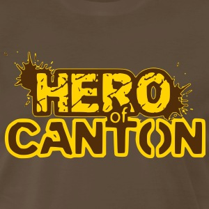 Hero of Canton T-Shirts - Men's Premium T-Shirt