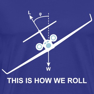 This is how we roll T-Shirts - Men's Premium T-Shirt