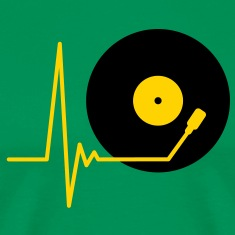 music_pulse_2c T-Shirts
