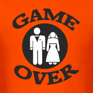 Game Over T-Shirt - Men's T-Shirt