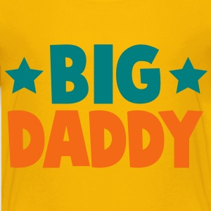 big daddy with stars!  Kids' Shirts - Kids' Premium T-Shirt