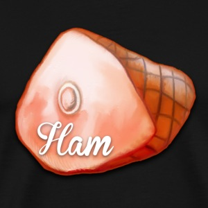 Ham on Ham - Men's - Men's Premium T-Shirt