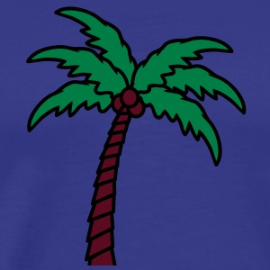 palm_tree T-Shirts - Men's Premium T-Shirt